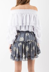 Misa Flowers Rianne Skirt