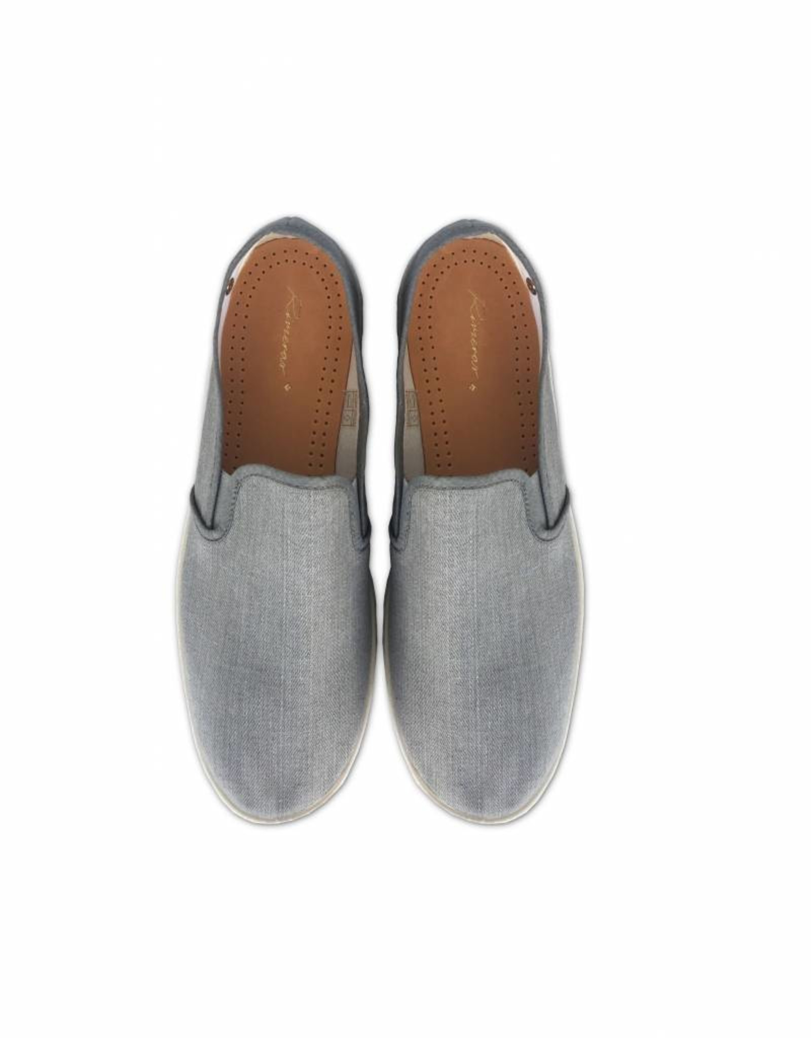 Rivieras Gris Jean Color Shoes