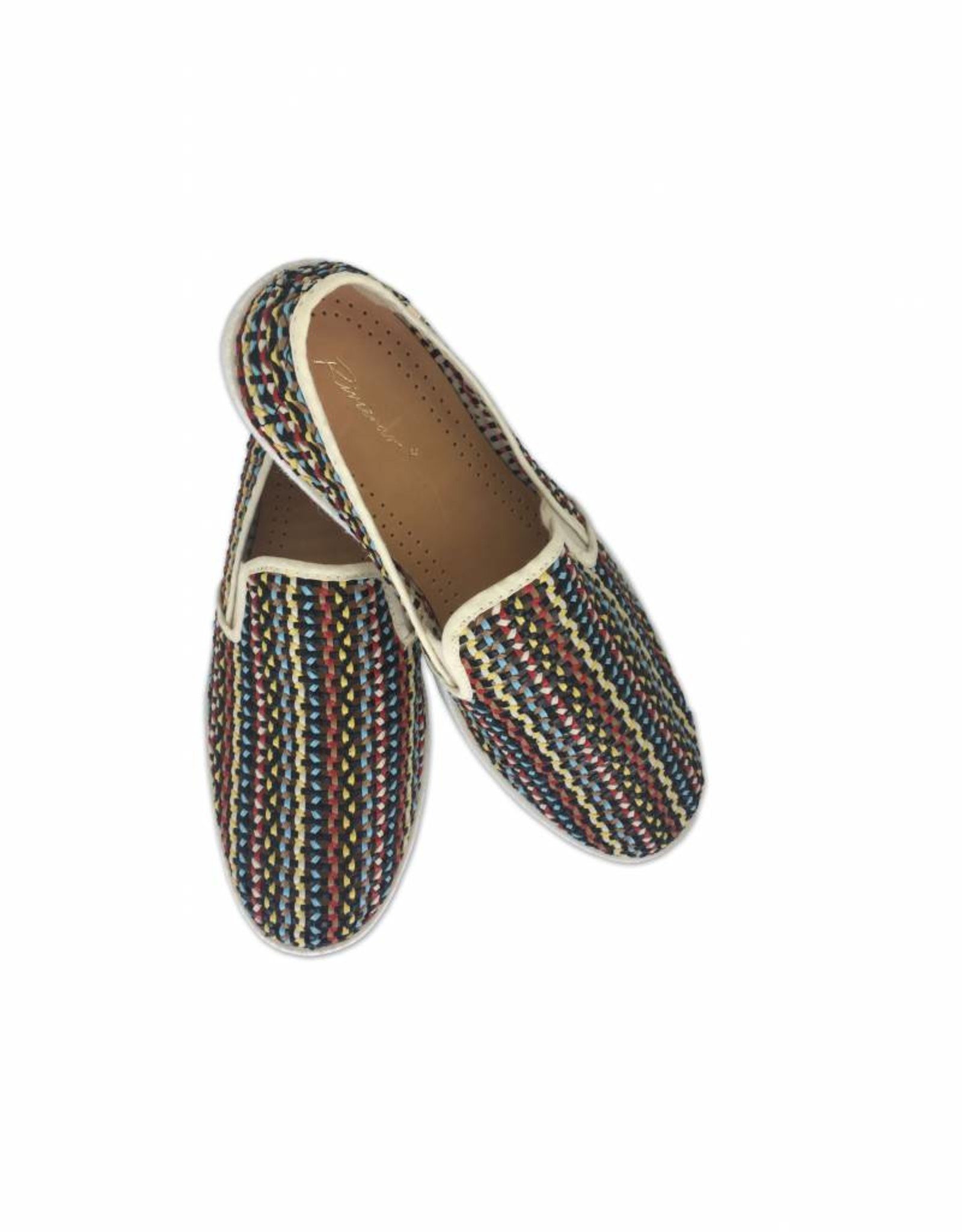 Rivieras Multi Lord Zelco Shoes