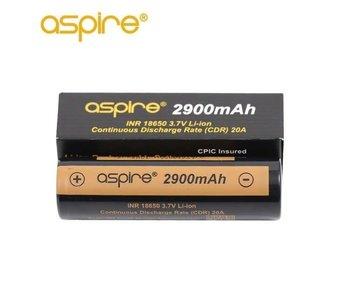 Aspire 18650 Battery 2900mah 20A/40A