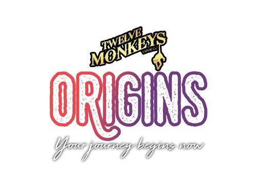 Twelve Monkeys Twelve Monkeys ORIGINS