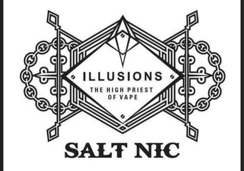 Illusions e-Juice Illusions Salt Nic
