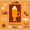 VS E-Juice Pumpkin Spice Latte