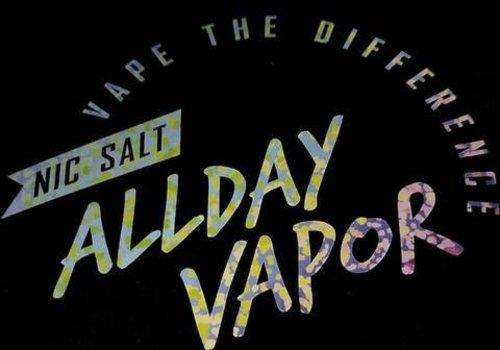 ALLDAY Vapor ALLDAY Vapor Nic Salt