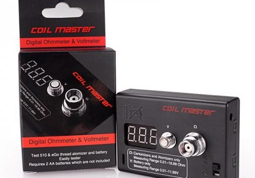 Coilmaster Coilmaster Ohm Meter