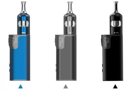 Aspire Aspire Zelos 2.0 50w  Kit w/Nautilus 2S