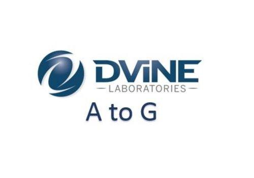 Dvine Dvine E-Liquid A - G