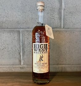 Bourbon High West, American Prairie Bourbon - 750ml