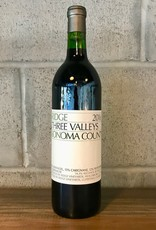 United States Ridge Vineyards, Three Valleys Sonoma County 2019