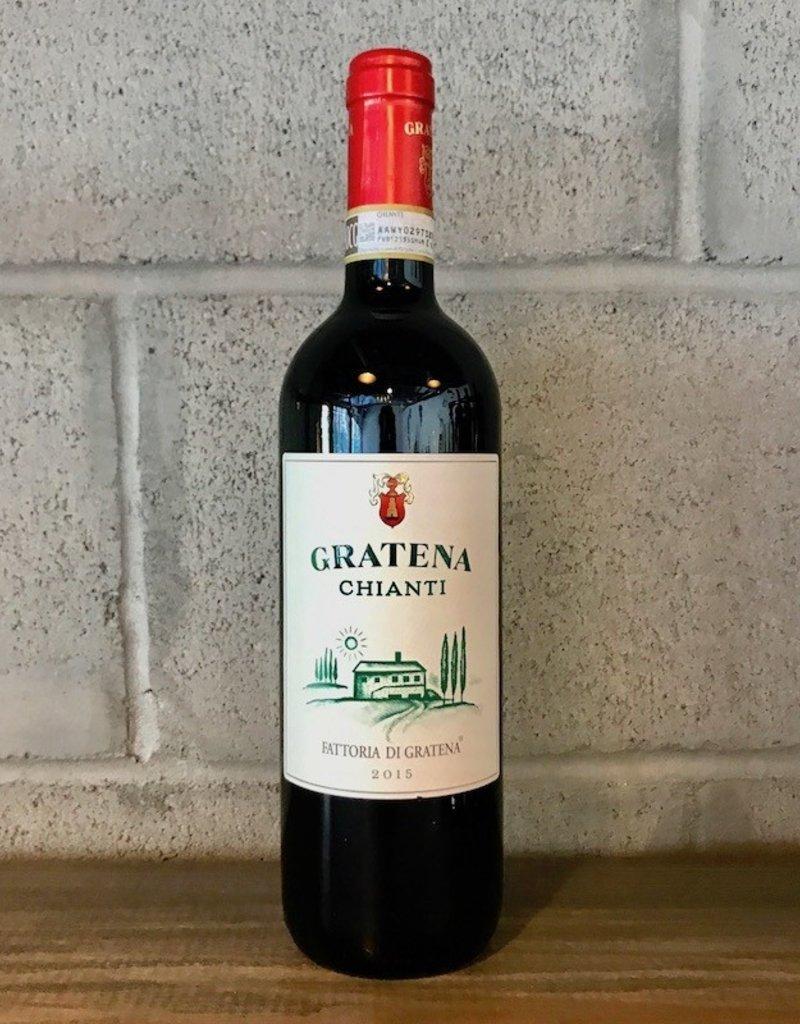 Italy Gratena, Chianti 2017