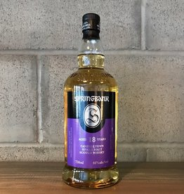 Springbank, Campbeltown 18 Year Old Single Malt