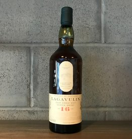 Lagavulin, 16yr Single Malt Scotch - 750mL