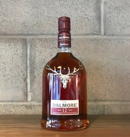 The Dalmore, Highland Scotch 12 Year - 750ml