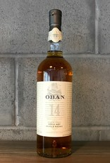 Oban, 14yr Single Malt Scotch - 750mL