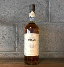 Oban, 14yr Single Malt Scotch - 750mL