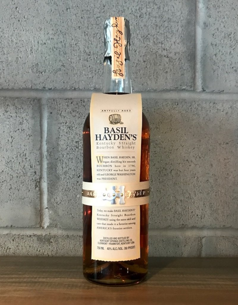 Basil Haydens, Bourbon - 750mL