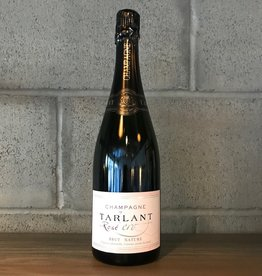 France Tarlant, Champagne Rose 'Zero' Brut Nature NV