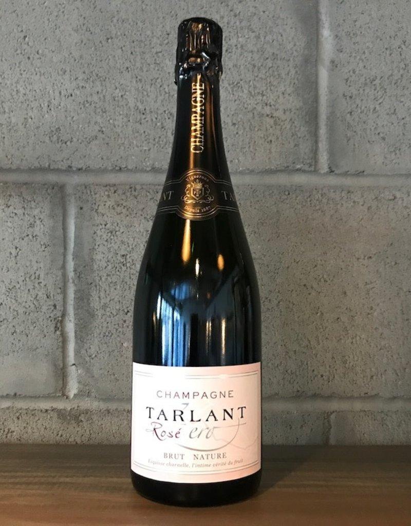 France Tarlant, Champagne Rose 'Zero' Brut Nature NV