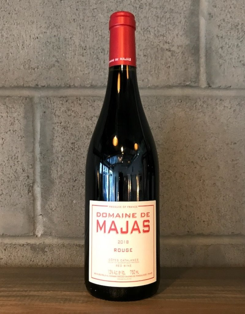 France Majas, Cotes Catalanes Rouge 2018