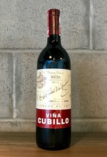 Spain Lopez de Heredia, 'Cubillo' Crianza 2011