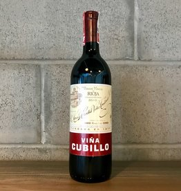 Spain Lopez de Heredia, 'Cubillo' Crianza 2010