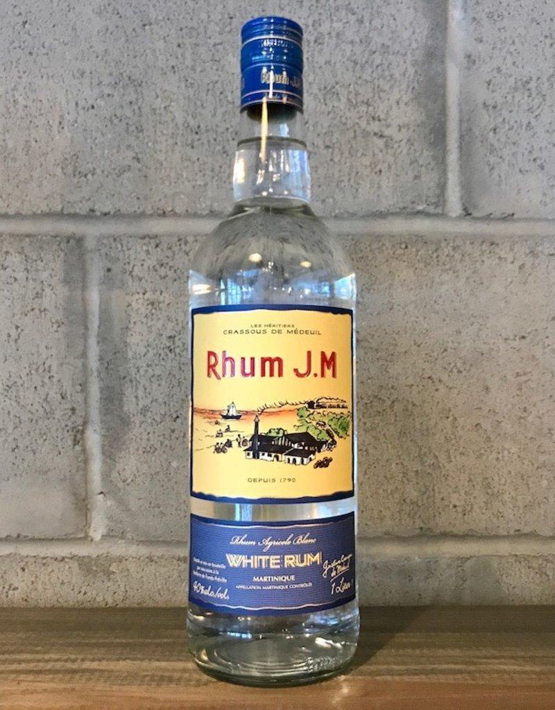 Rhum J.M. Gold, Rhum Agricole Blanc - 1L