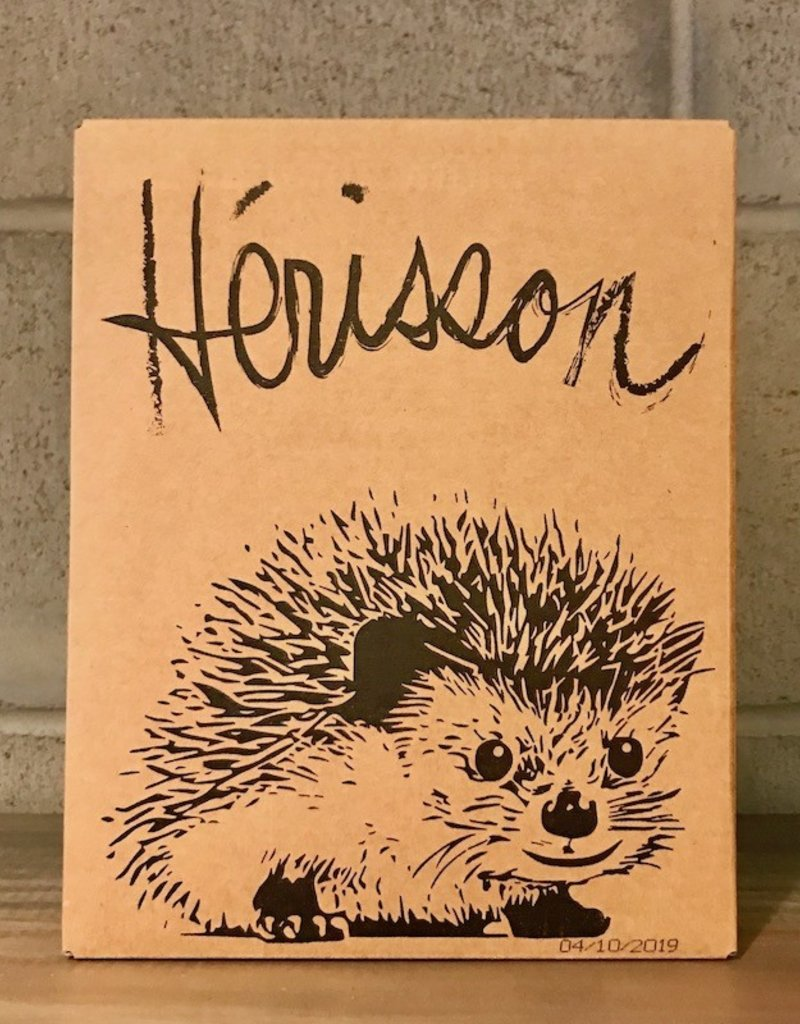 France Domaine Moutard-Diligent, 'Herisson' Rouge 2018 - 3L Box