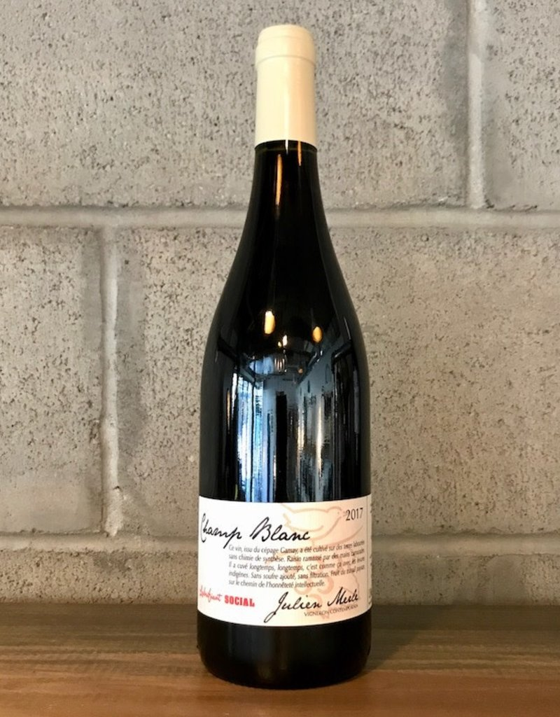 France Julien Merle, 'Champ Blanc' Beaujolais 2017
