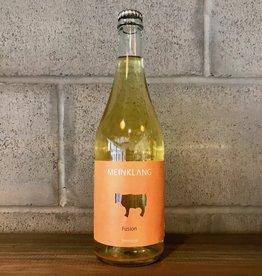 Meinklang, Fusion Osterreich Cider (Gruner + Apple) 2018