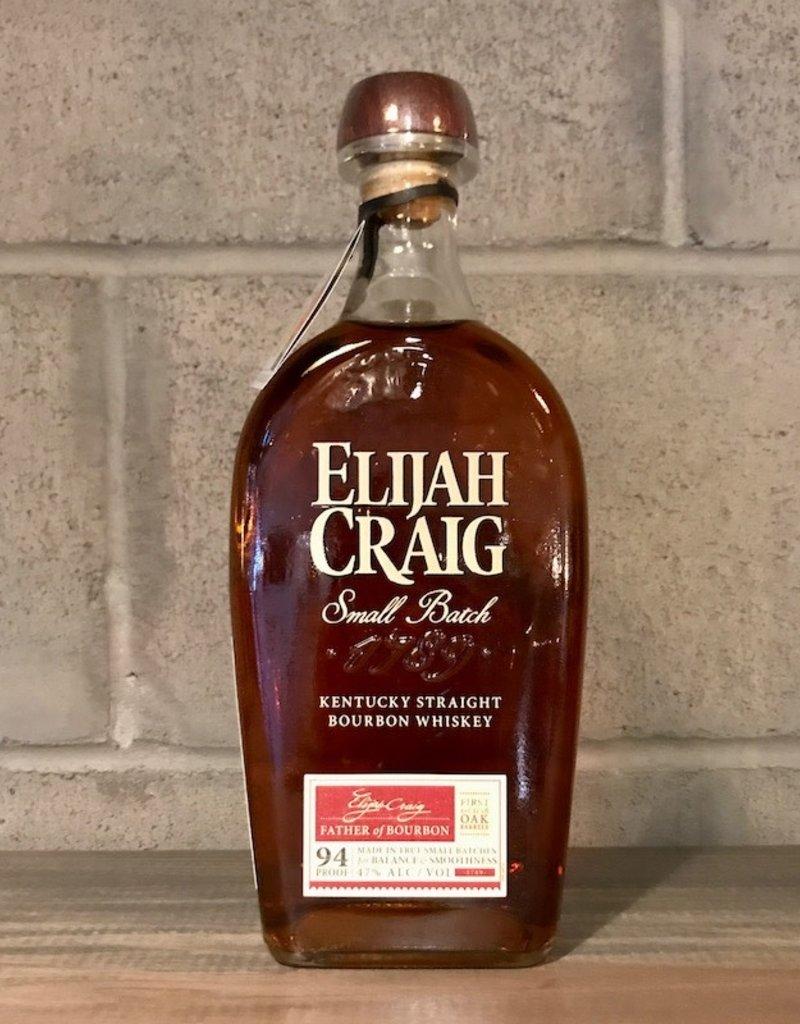 Elijah Craig, Small Batch Bourbon - 750ml