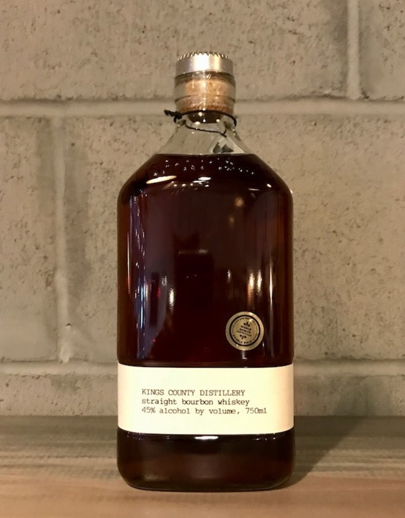Kings County Distillery, Bottled In Bond Whiskey 375mL