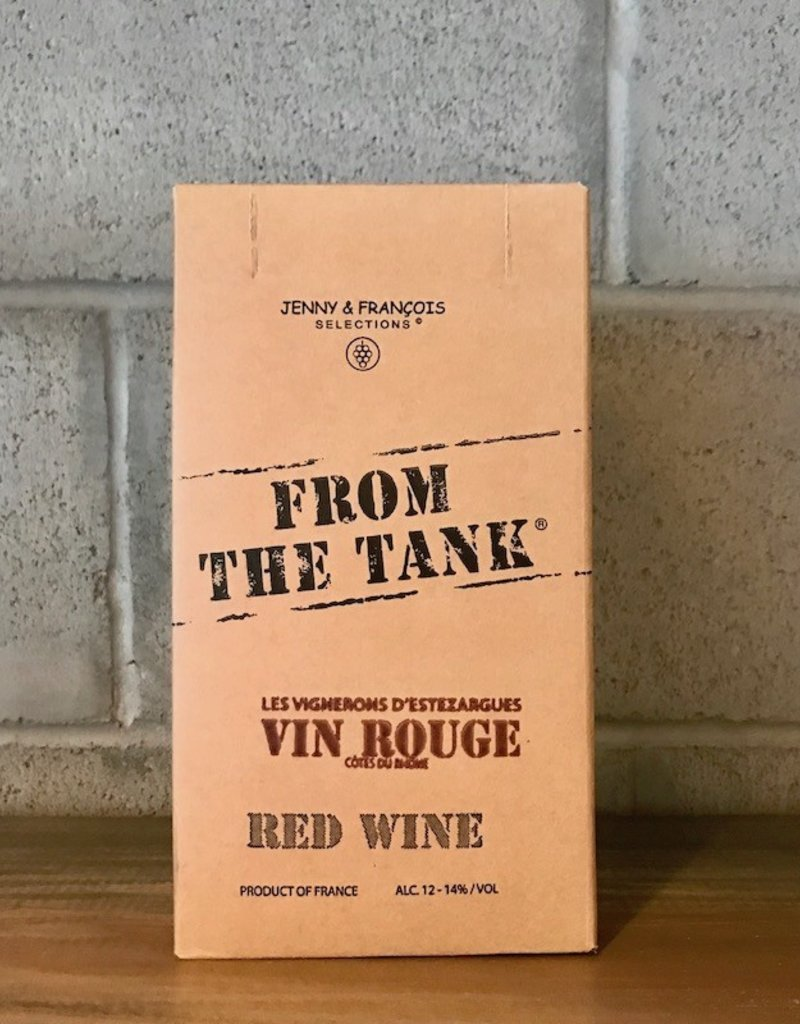France Patience, 'From The Tank' Red - 3L Box