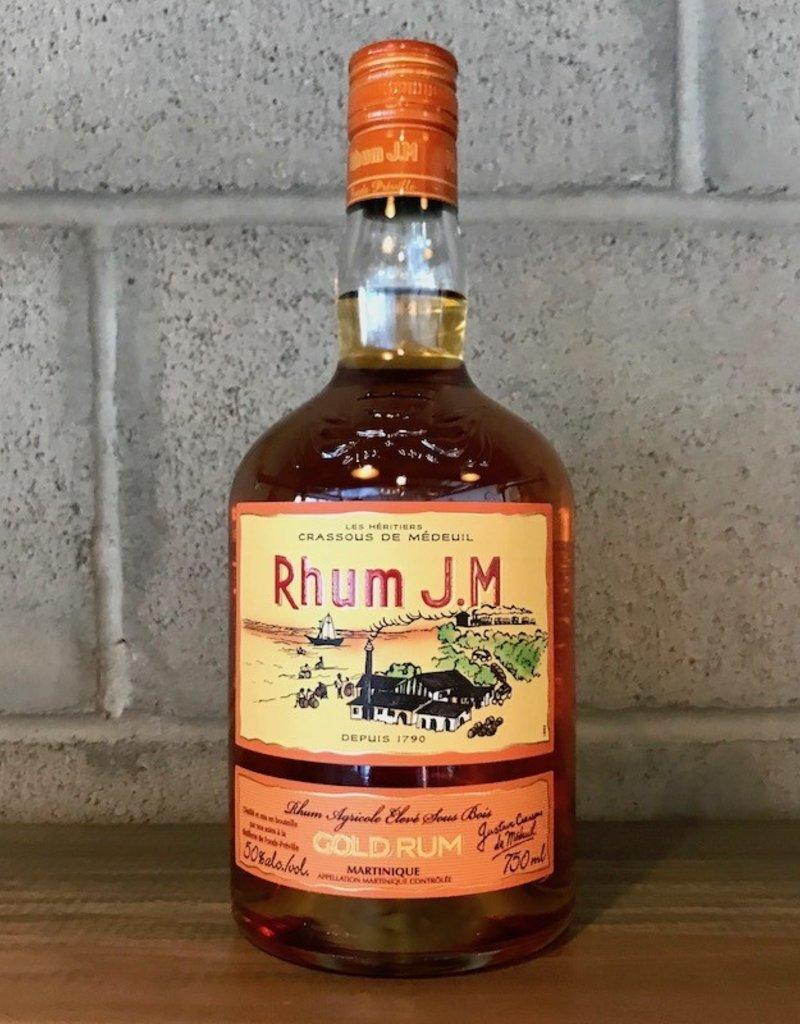 Rhum J.M. Rhum J.M. Gold, Rhum Agricole