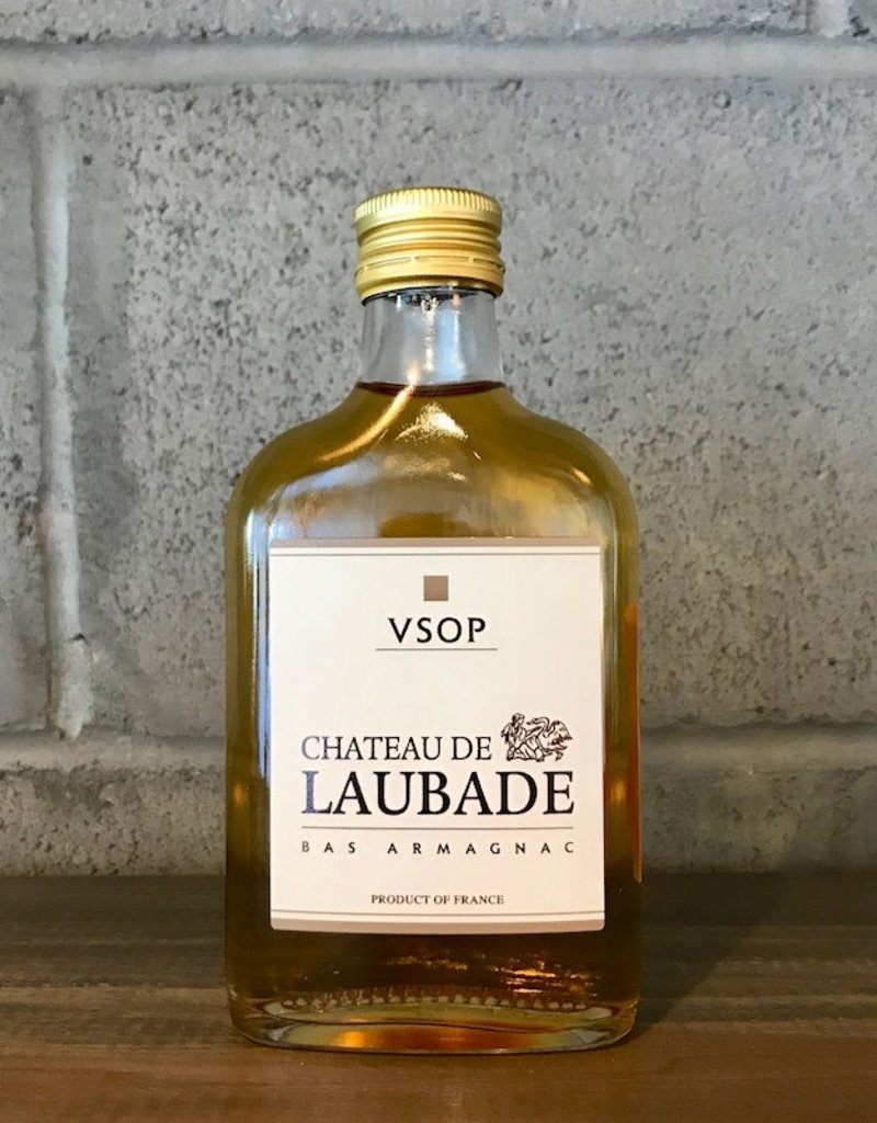 Chateau Laubade, VSOP Bas Armagnac - SMALL 200mL