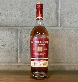 Glenmorangie, 'Lasanta' Sherry Cask 12-Year - 750 ml