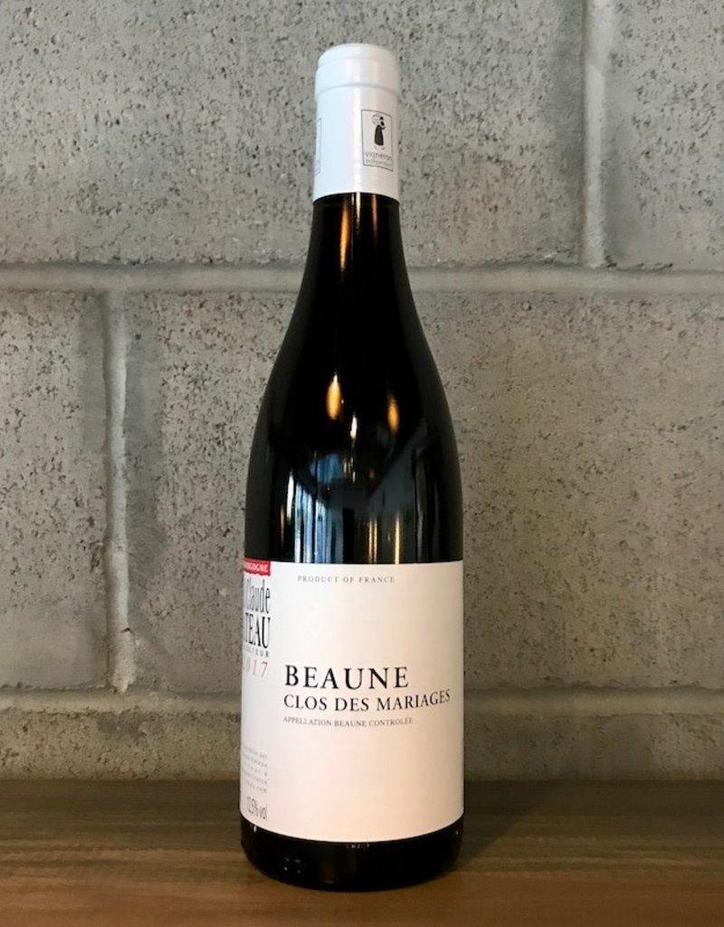 France Jean-Claude Rateau, Beaune 'Clos des Mariages' Blanc 2017