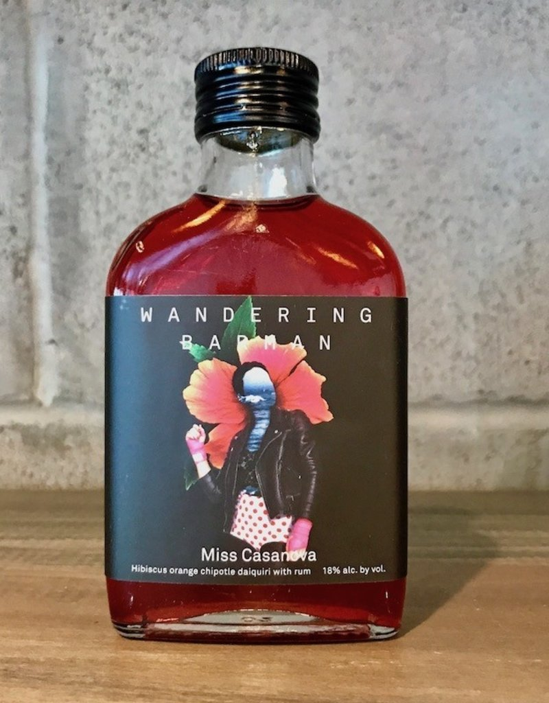 Wandering Barman, Miss Casanova - 100ml