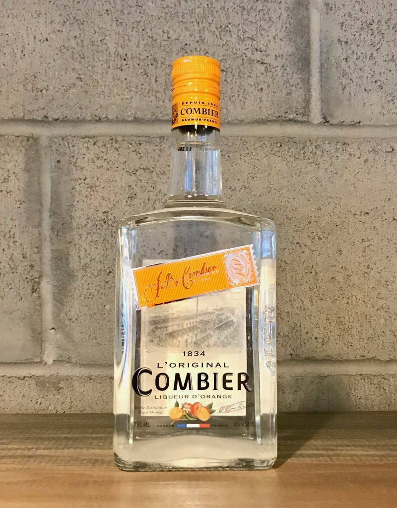 Combier Orange Liqueur - 750ml