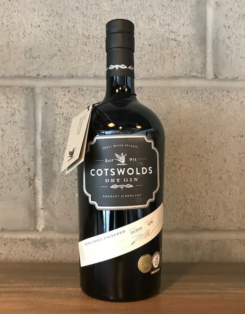 Cotswolds Distillery, Small Batch Release Dry Gin - 750ml