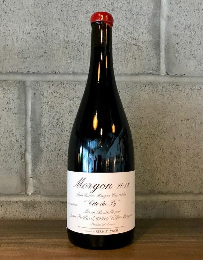 France Domaine Foillard, Morgon Cote du Py Beaujolais 2018