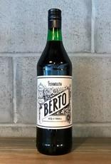 Vermouth Berto, Vermouth Rosso 1L
