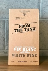 France Patience, 'From The Tank' White Blanc - 3L Box