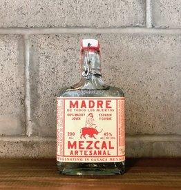 Madre, Mezcal Espadin y Cuixe - 200 mL