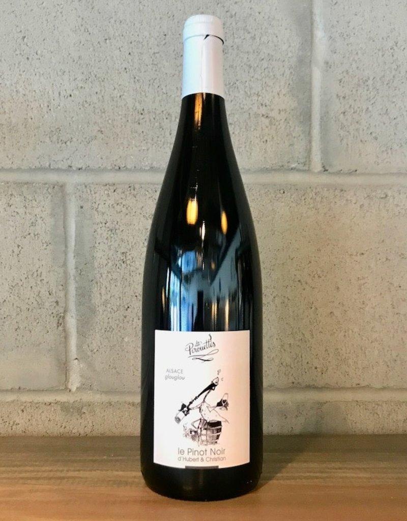 France Pirouettes, 'Glouglou' Pinot Noir d'Hubert et Christian 2018