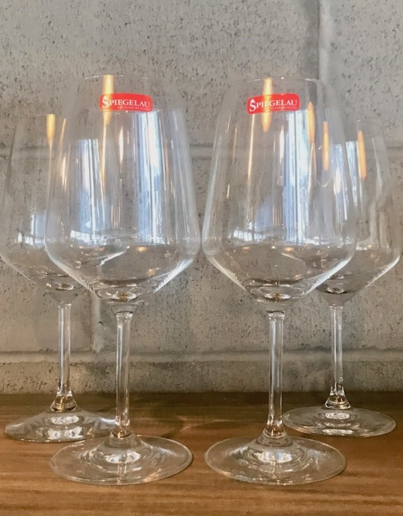 Spiegelau, Universal Wine Glasses 22.2 oz (4-pack)