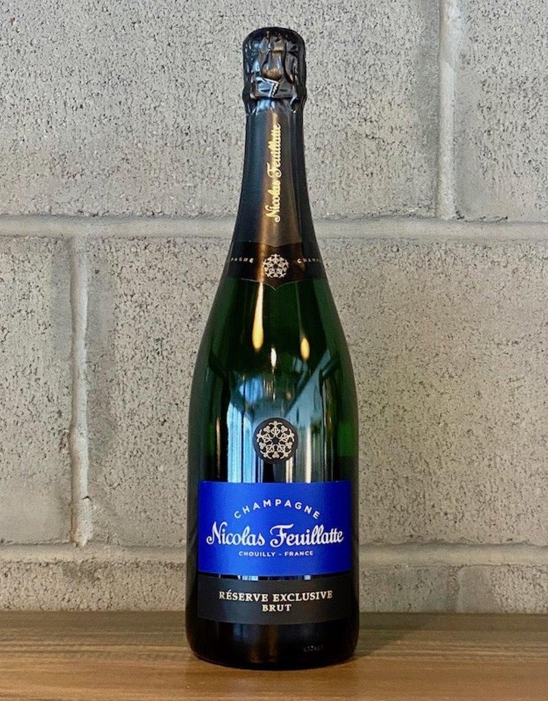 France Nicolas Feuillatte, Champagne Brut Reserve (NV)