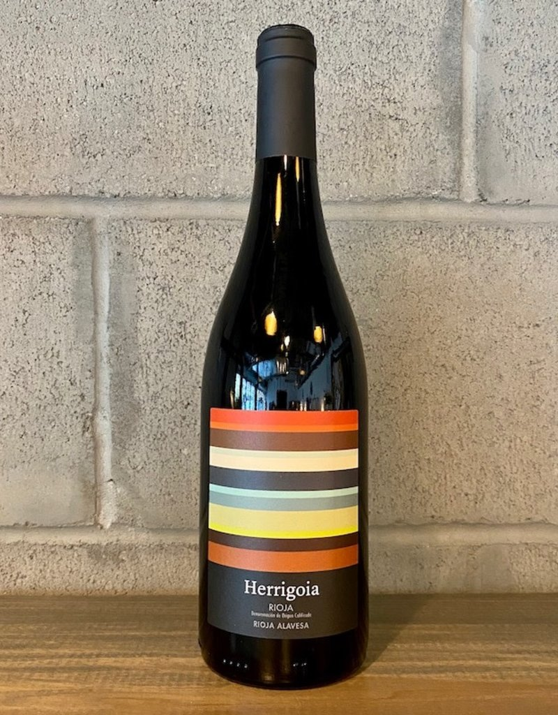 Spain Companon Arrieta, 'Herrigoia' Rioja 2020