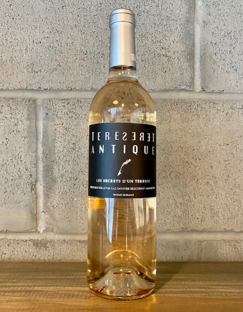 France Teres Antique,  'Les Secrets d'un Terroir' Rose 2019