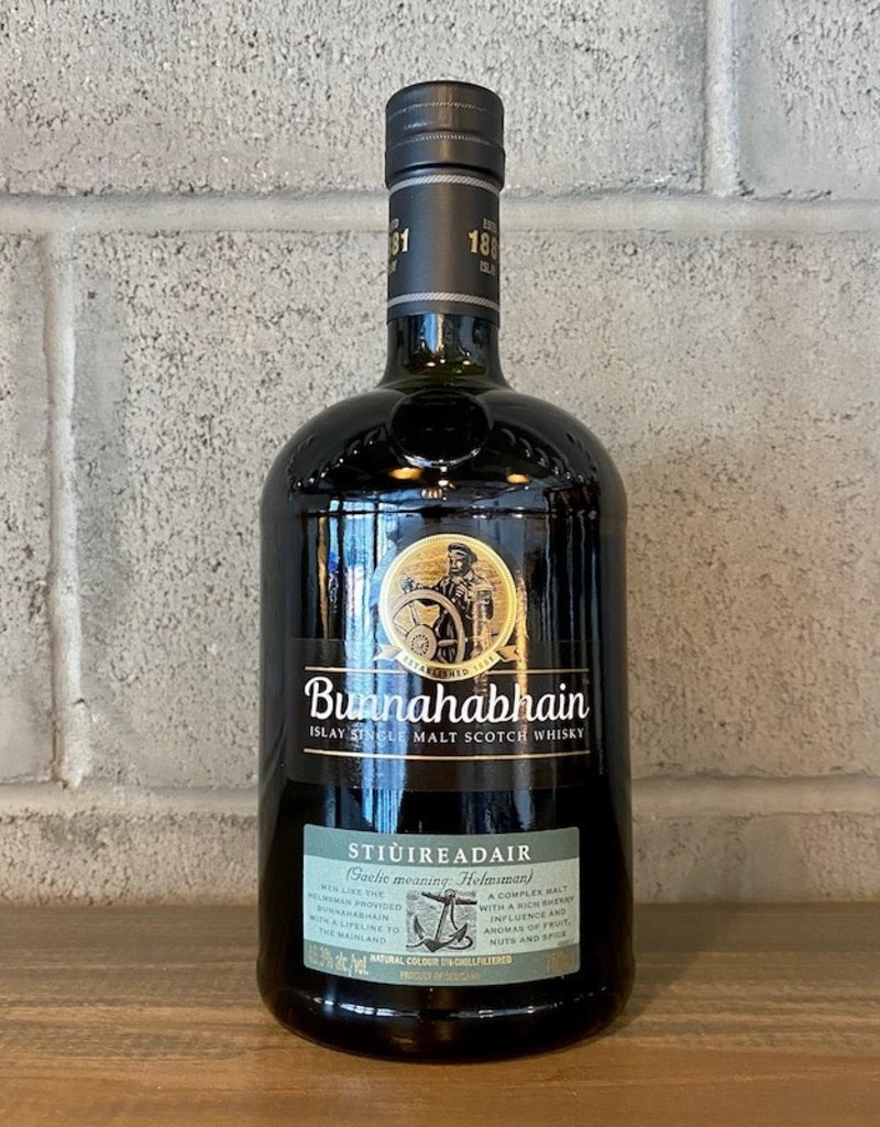 Bunnahabhain, 'Stiuireadair' Single Malt Scotch Whiskey - 750mL