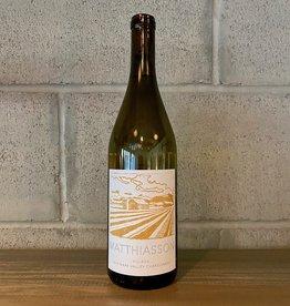 United States Matthiasson, Napa Valley Village Chardonnay No.1 2019